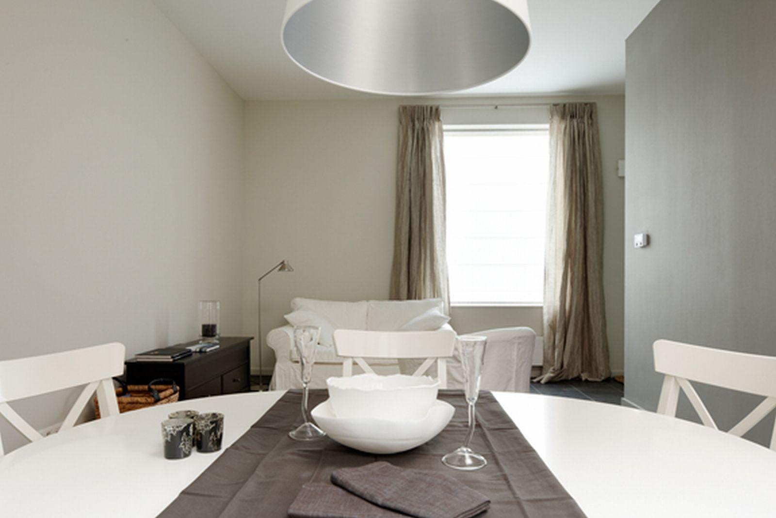 Interieur Klassieke Stijl : Klassieke stijl gezellig interieur vooruitzicht